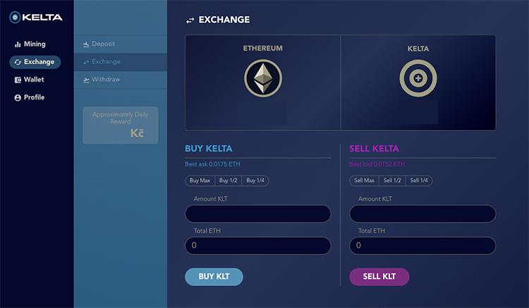 Kelta web platform