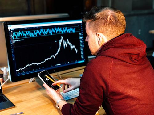 Zhodnocení akcií za dva měsíce o 40%
