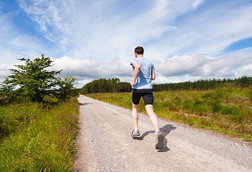 Běhání, investice do sebe