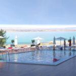 Investiční apartmán Gruzie - Venkovní bazén