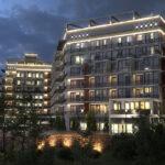 Investiční apartmán Gruzie - Exteriér
