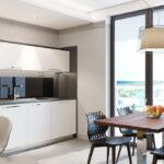 Investiční apartmán Gruzie - Kuchyň